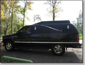 Катафалк Chevrolet Suburban - 1
