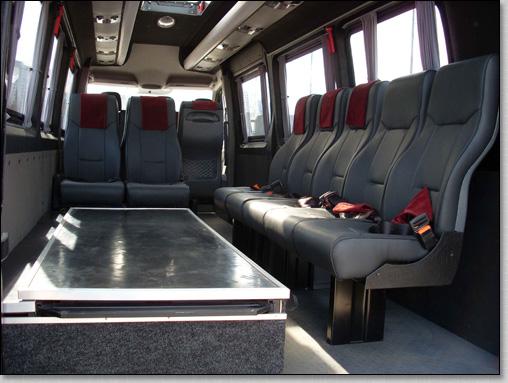 микроавтобус mercedes sprinter - black 2