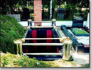 ритуальный спецлифт для похорон