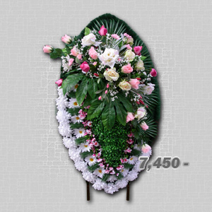 похоронные венки из искусственных цветов